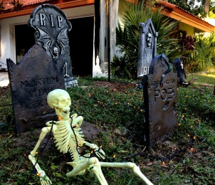 yard graves